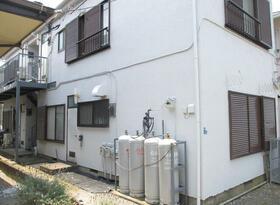 柳川アパートの外観
