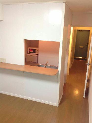 レオパレス湘南B 108号室のリビング