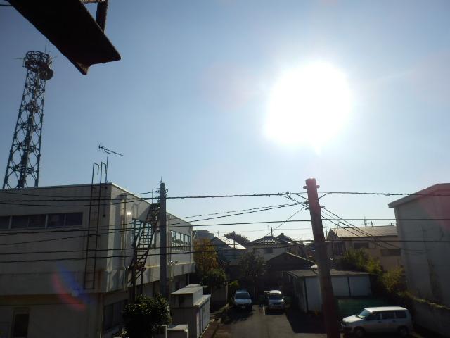 旭荘 10号室の景色