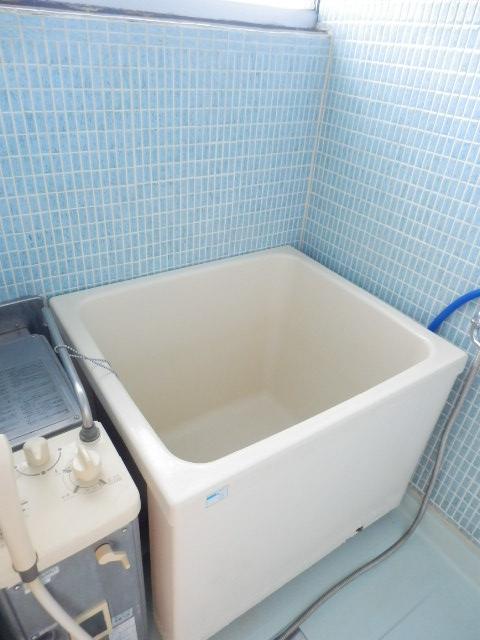 旭荘 10号室の風呂
