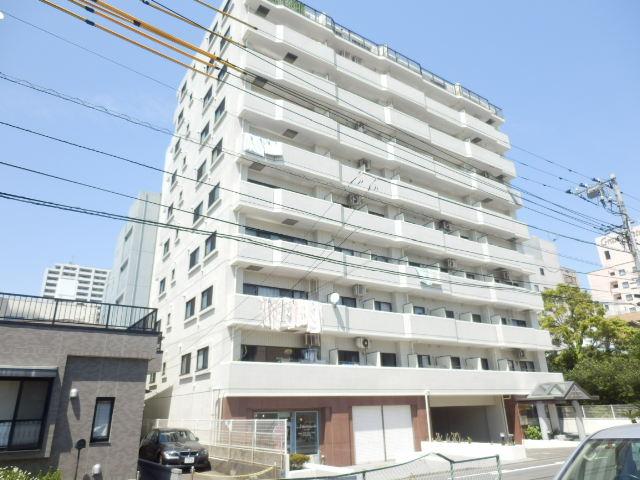 ライオンズマンション平塚駅前外観写真