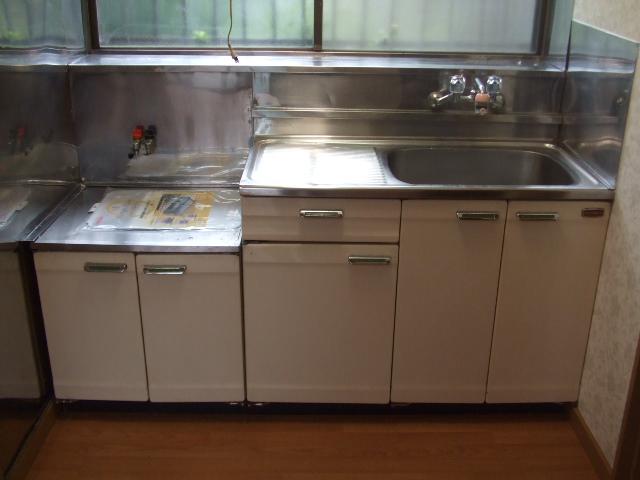 吉岡ハイツのキッチン