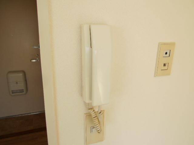 溝呂木ビル 302号室のセキュリティ