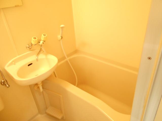 溝呂木ビル 302号室の風呂