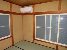 金子コーポ 203号室のキッチン