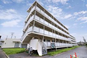 ビレッジハウス串崎1号棟の外観