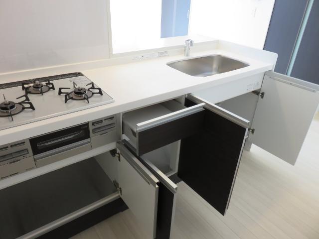 (仮称)平塚市紅谷町マンション新築工事 00201号室の設備