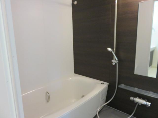 (仮称)平塚市紅谷町マンション新築工事 00201号室の風呂