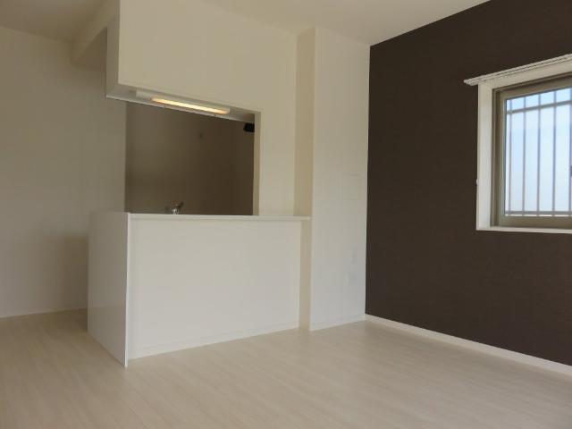 (仮称)平塚市紅谷町マンション新築工事 00202号室のリビング