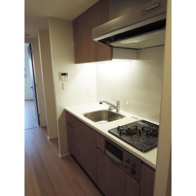 パークシティ柏の葉キャンパス ザ・ゲート 1205号室のキッチン