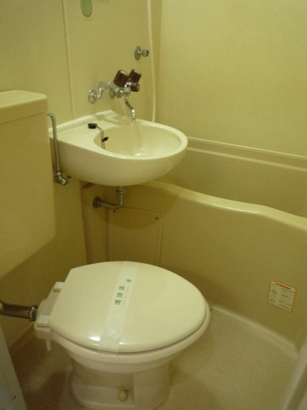 ノーリーズン柏 103号室の風呂