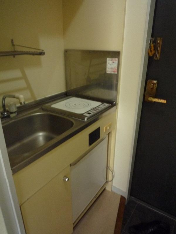 ノーリーズン柏 103号室のキッチン