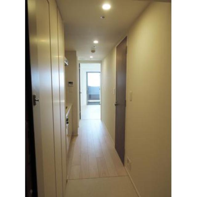 パークシティ柏の葉キャンパス ザ・ゲート 1311号室の玄関