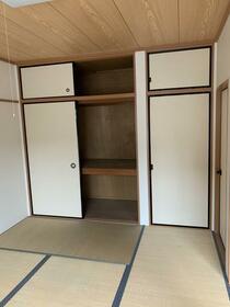 細谷ハイツ 202号室のベッドルーム