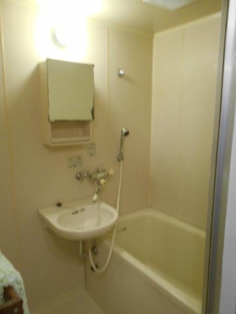 ヒカリハイツ 102号室の風呂