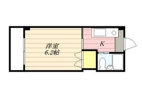 コスモ桜台・0302号室の間取り