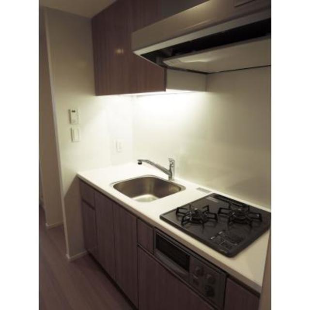 パークシティ柏の葉キャンパス ザ・ゲート 610号室のキッチン