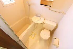ホワイトヒルズ 202号室の風呂