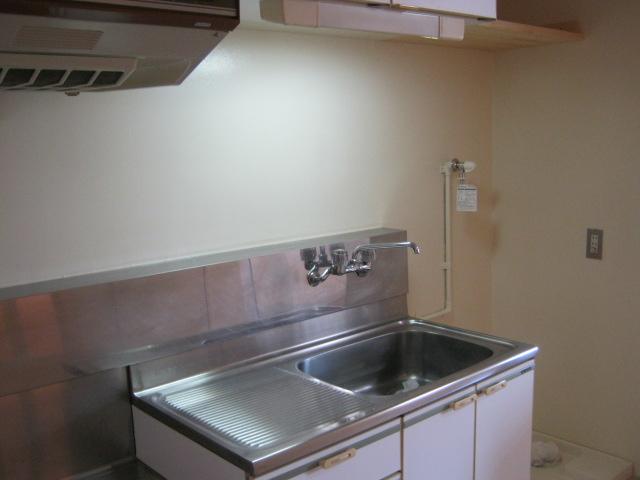 栄興厚木ヴィラ 303号室のキッチン