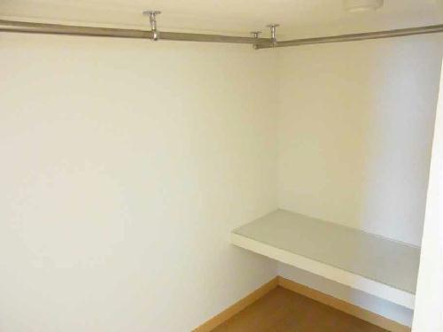 レオパレスKAZUⅢ 301号室の収納
