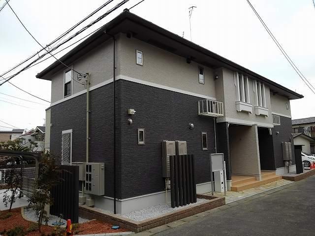 プラシード鎌倉の外観