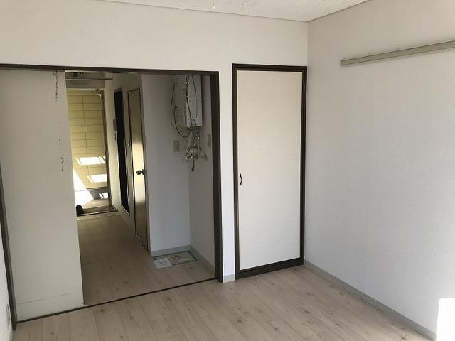 クレスト湘南 103号室のリビング