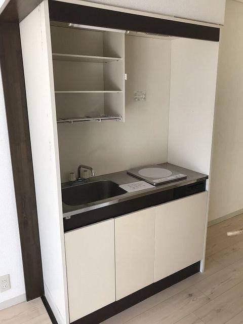 クレスト湘南 103号室のキッチン
