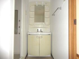 メゾン・ドゥ・レスト 102号室の洗面所