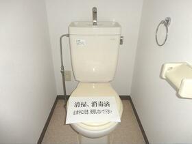 メゾン・ドゥ・レスト 102号室のトイレ