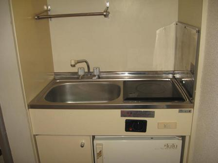 パークヒル湘南 101号室のキッチン