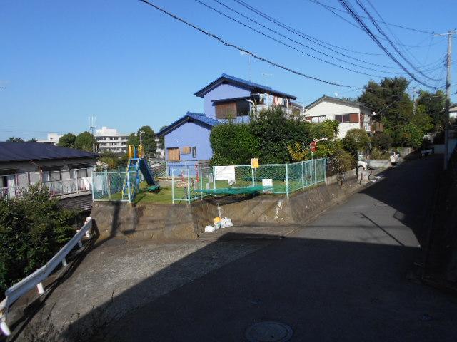 グリーンプラザ 203号室の洗面所