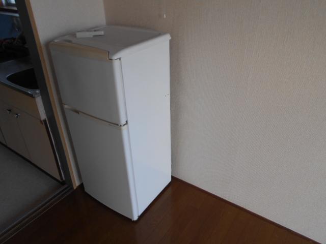 グリーンプラザ 203号室の収納