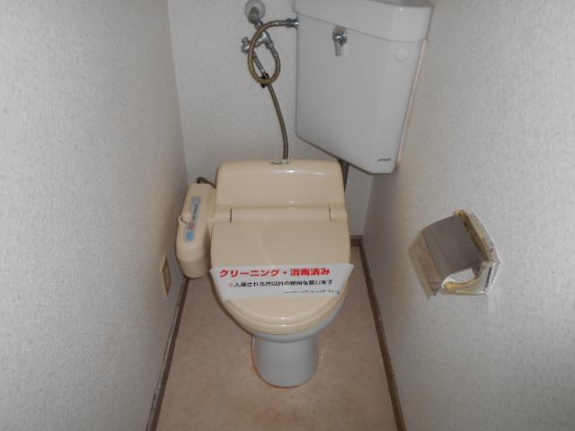 グリーンプラザ 203号室のセキュリティ