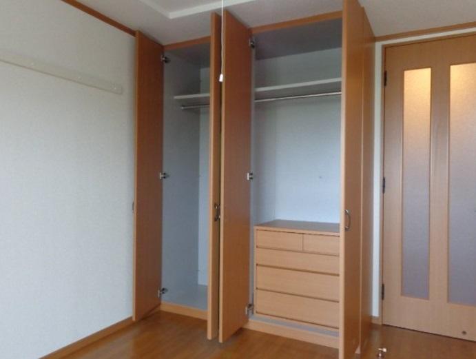 レジデンスSAKURA 101号室の収納