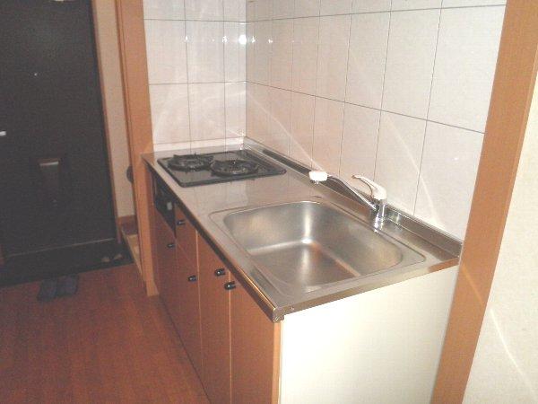 レジデンスSAKURA 101号室のキッチン