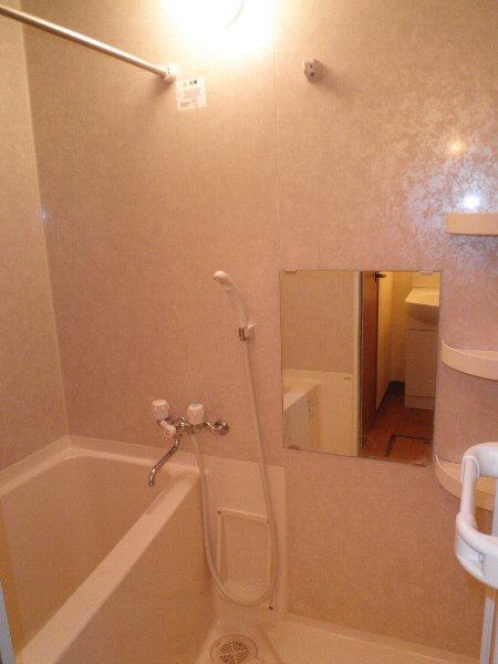 レジデンスSAKURA 101号室の風呂