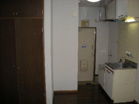 スペース桜ヶ丘 105号室のキッチン