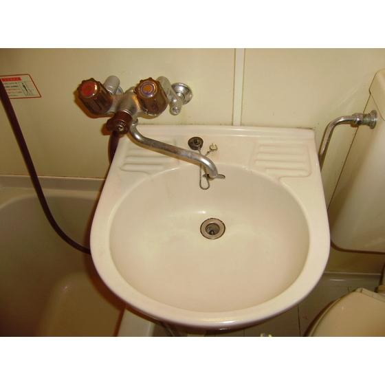 スペース桜ヶ丘 105号室の洗面所
