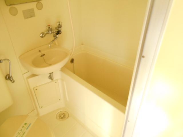 厚木ユースハイム 101号室の風呂