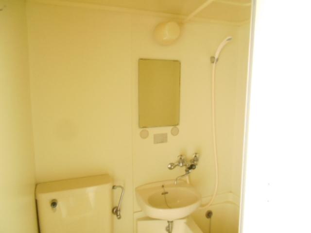厚木ユースハイム 101号室の洗面所