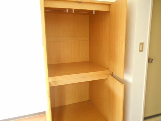 厚木ユースハイム 101号室の収納