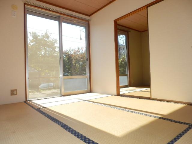 サンハイツポエムB 103号室の収納