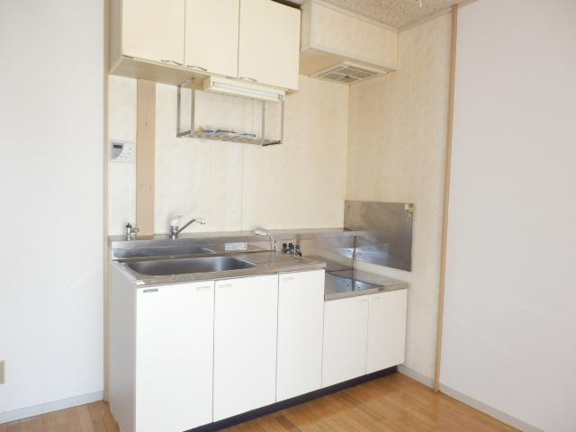 サンハイツポエムB 103号室のキッチン