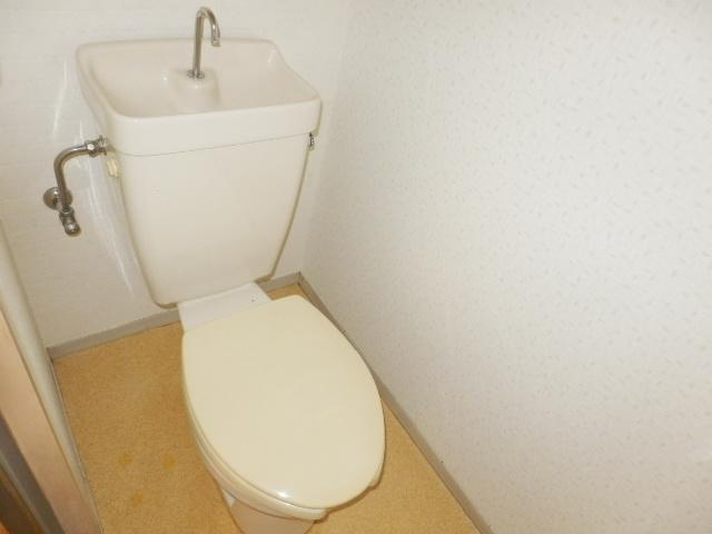 サンハイツポエムB 103号室のトイレ
