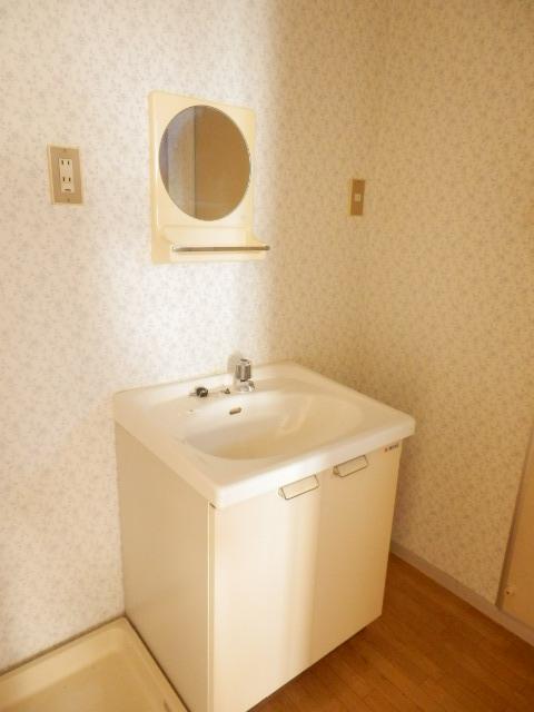 サンハイツポエムB 103号室の洗面所