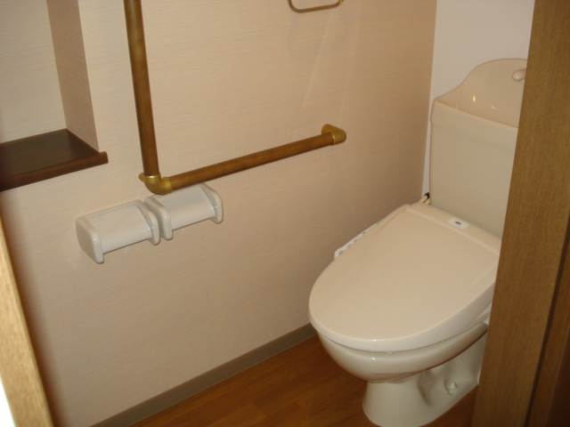 プルミエール湘南 203号室のトイレ