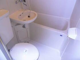 ハンプトンコートひばりヶ丘 204号室の風呂