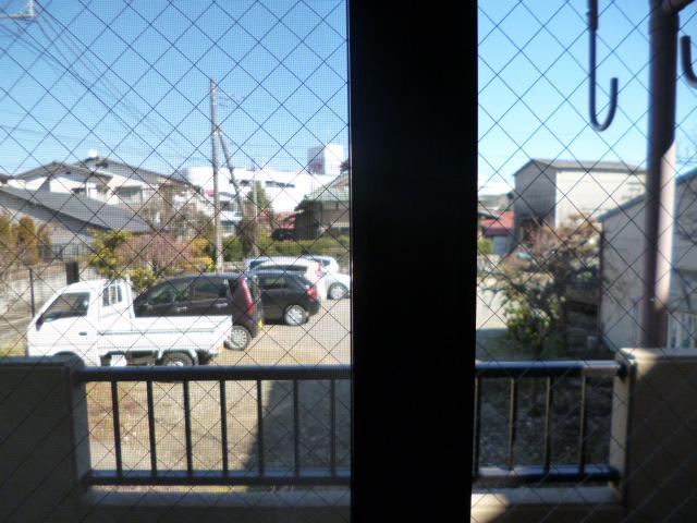 サングレースⅢ 102号室の景色
