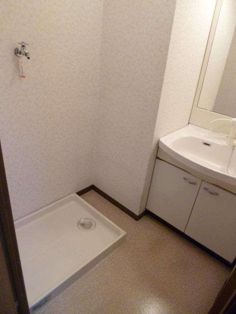 サングレースⅢ 102号室の洗面所