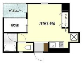 門倉第2湘南台ビル・302号室の間取り